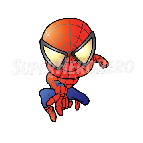 Designs Spiderman Iron on Transfers (Wall & Car Stickers) No.4599